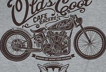 posters cafe race