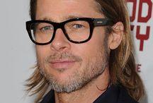 Al natural / Los famosos se apuntan a la tendencia de llevar sus gafas en el día a día pero también en los mejores eventos.   / by Natural Optics