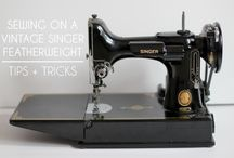 Sewing Machines - 221 Featherweights
