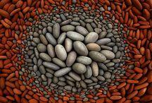 DIY stones-pebbles-rocks / Steine, Kiesel,  stones, pebbles, rocks