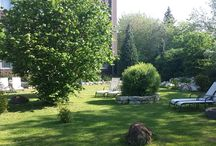 PARKhotel / Our hotel is surrounded by a beautiful park - take a walk!
