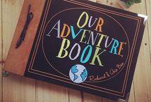 Advanture book