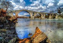 Το γεφύρι της Άρτας / History bridge of Arta