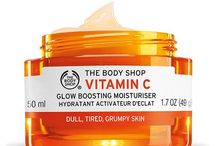 Glowing Skin with Vitamin C Skin Care / by The Body Shop
