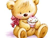 αρκουδι γλυκο