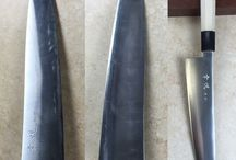 Knife Sharpening Before & After / by Chefknivestogo