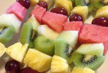 Fawzaan = Buah-buahan/Fruits