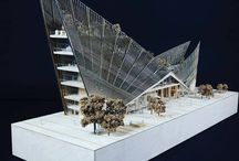 Architecture scale models
