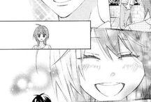 Manga / Shoujo manga