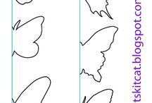 Kelebekler / k