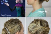 Ideas for everyday hair