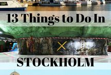 Stockholm backpacking