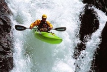 Extreme people, sports and places