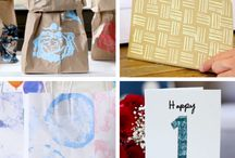 Crafts: stamps