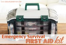 First Aid + Safety
