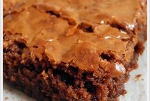 Chocolate baking / Baking recipes with chocolate