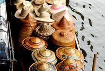 Diversidades pelo mundo em cores... / Culturas, países , formas e cores