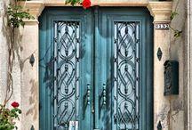 dveře domy
