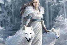 Fairytale-Angels-Princess-Beauty fashion -Queen