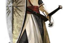 Armour inspiration (female) - Larp