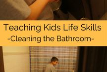 Teaching Kids Responsibility / Teaching life skills and responsibility