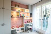 Children's Rooms / Childen's Bedrooms and Playrooms - See Baby Nursery - for Infant's Nursery Ideas