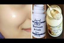 Oleo de coco y bicarbonato : manchas de la piel, arrugas etc.