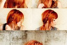 cheveux  nattes