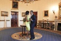 Obamas / by Kentrice Johnson