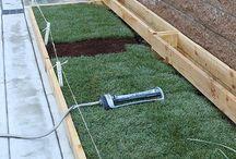 work yard ideass