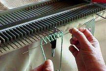 strojní pletení