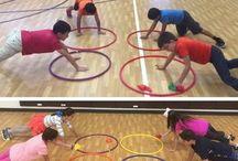 Grade 3 Physical Education