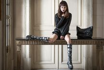 SOFIA | Autumn Winter 2014 Campaign / by SARKANY