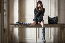 SOFIA   Atumn Winter 2014 Campaign / by SARKANY