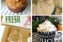 Fall fun / All things fall, Halloween, and Thanksgiving. / by Holly Hapner