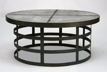 Coffee Tables / We can order items like this for your home at ZuZu's Petals Vintage Home Store