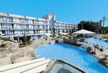 Bulharsko - dovolenka, last minute / Obľúbené hotely v destinácii Bulharsko