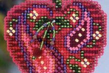 a embroidery