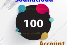 Buy sound cloud Account / Why will you buy my service! 1. 100% Guaranteed Service Delivery. 2. 100% Money Return. 3. 100% Manual Work 4. 100% Real Work. 5. 100% Real Seller . 6. Cheap Rate.  So, don't waste your time.  PLEASE, ORDER NOW !!! First Order Completed