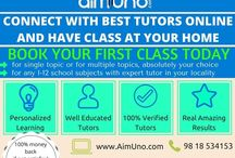 Connect with Expert Educators for Quality Learning - Aimuno.com / Aimuno.com offers you to connect with the well qualified Educators, Tutors and book your personalized classes to your nearby location. We have a team of qualified educator that will provide you quality learning.