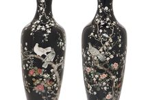 Japanese art & antiques / Our selection of the finest Japanese art & antique pieces. The best Imari porcelain vases, cloisonne enamel, Meiji period artefacts and more!