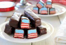 Yummy Sweets / by Shirin Masica