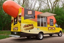 hot dog food car