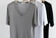 T-shirts Outfit  / Keep it simple