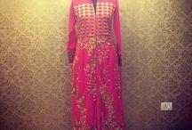Kala Niketan / #pink #stylish #diva