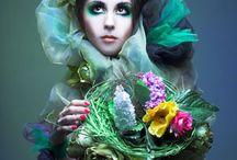 Garden-Inspired Halloween  / We love these garden-themed Halloween Costumes!