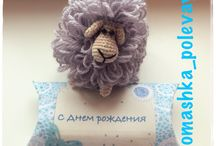 My crochet things / Мои рукоделки