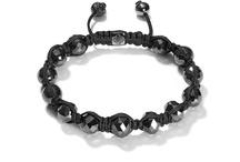 Shamballa Jewels - 18K Black Gold