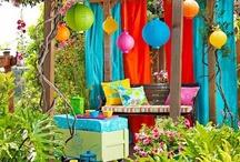 Garden and outdoor area