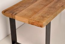 LR table Ideas (51L x 25W x 16H) / current coffee table 51L x25W x 16H current end tables 27L x 23W x 23H
